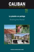 n° 55 - La planète en partage / Sharing the Planet