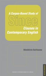 A Corpus-Based Study of Since- Clauses in Contemporary English
