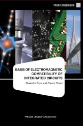 Basis of electromagnetic compatibility of integrated circuits