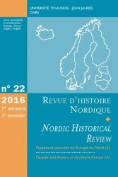 n° 22 - Peuples et pouvoirs en Europe du Nord (2) / Peoples and Powers in Northern Europe (2)