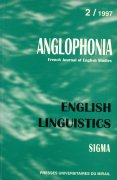 n° 02 - English linguistics