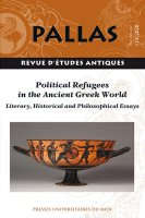 n° 112 - Political Refugees in the Ancient Greek World